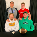 Four Magic Student Athletes Commit on National Signing Day!