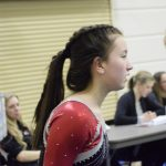 PHOTOS: Gymnastics vs. St. Francis (01-10-2019)