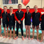 Monticello boys swimming and diving team competes at MSHSL State tournament!