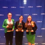 Monticello DECA Competes at State Competition!
