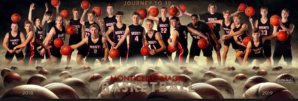 Monticello's magical season ends with loss to Holy Angels