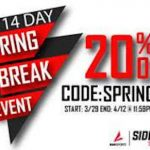 BSN Spring Sale: 20-percent off your order!