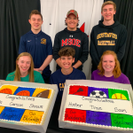 Six Magic student-athletes commit on National Signing Day!