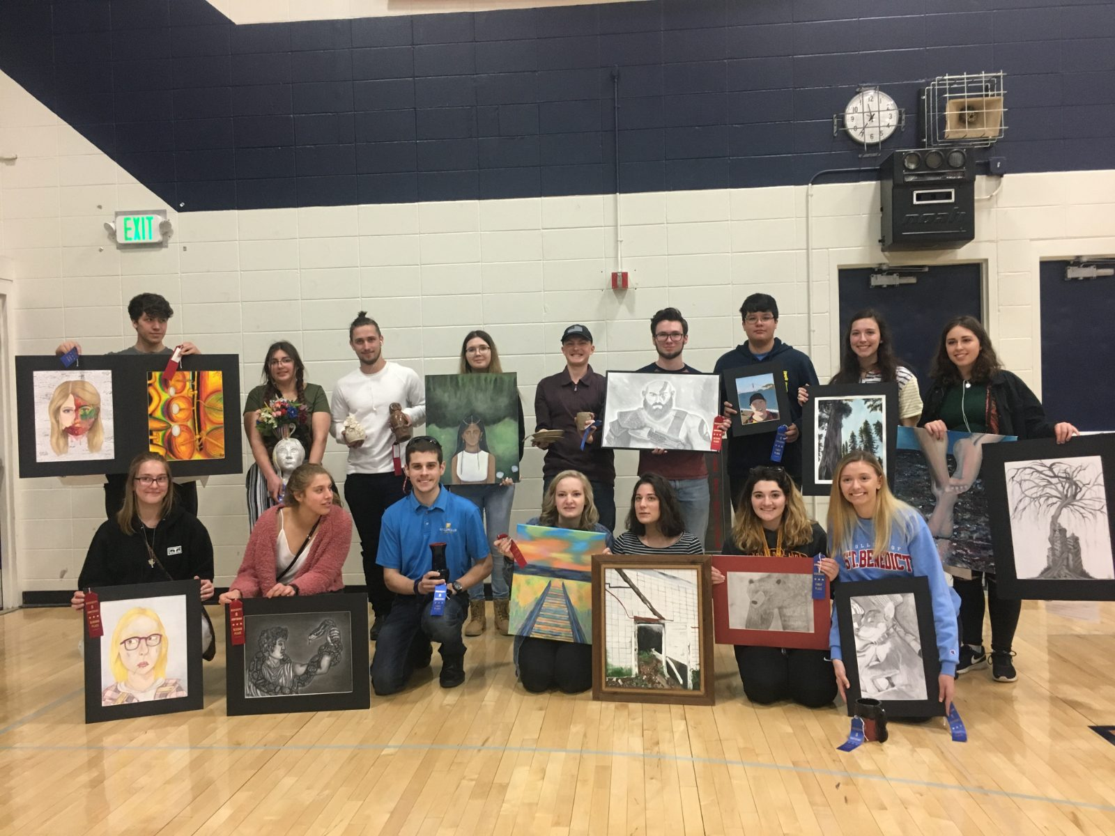 Mississippi 8 Conference Visual Arts Festival Results!