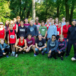 Monticello Boys CC takes first place at Maple Lake Invite!