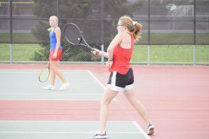 PHOTOS: Monticello Girls Tennis (09-07-2019)