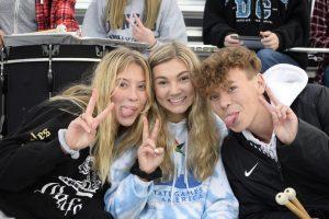 PHOTOS: Monticello Student Section (09-13-2019)