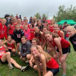 Magic runners shine at Muddy Mega Meet!