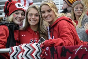 PHOTOS: Monticello Student Section (Homecoming: Oct.4, 2019)