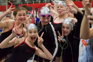 PHOTOS: Girls Swimming vs. Cambridge-Isanti (10-10-2019)