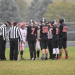PHOTOS: JV Football vs. Elk River (10-10-2019)