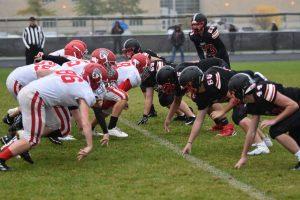 PHOTOS: JV Football vs. Elk River (10-10-2019)