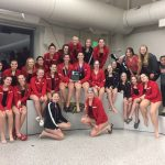 Monticello Swim and Dive takes second place at True Team Meet!