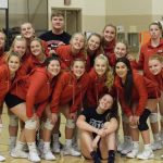 Magic Volleyball advances to Section quarterfinals with win over St. Cloud Tech!