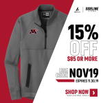 BSN Sideline Store: 15% off when you spend $85 or more!