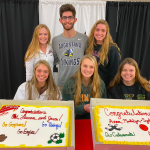 Six MHS students commit to pursuing academics and athletics on National Signing Day!