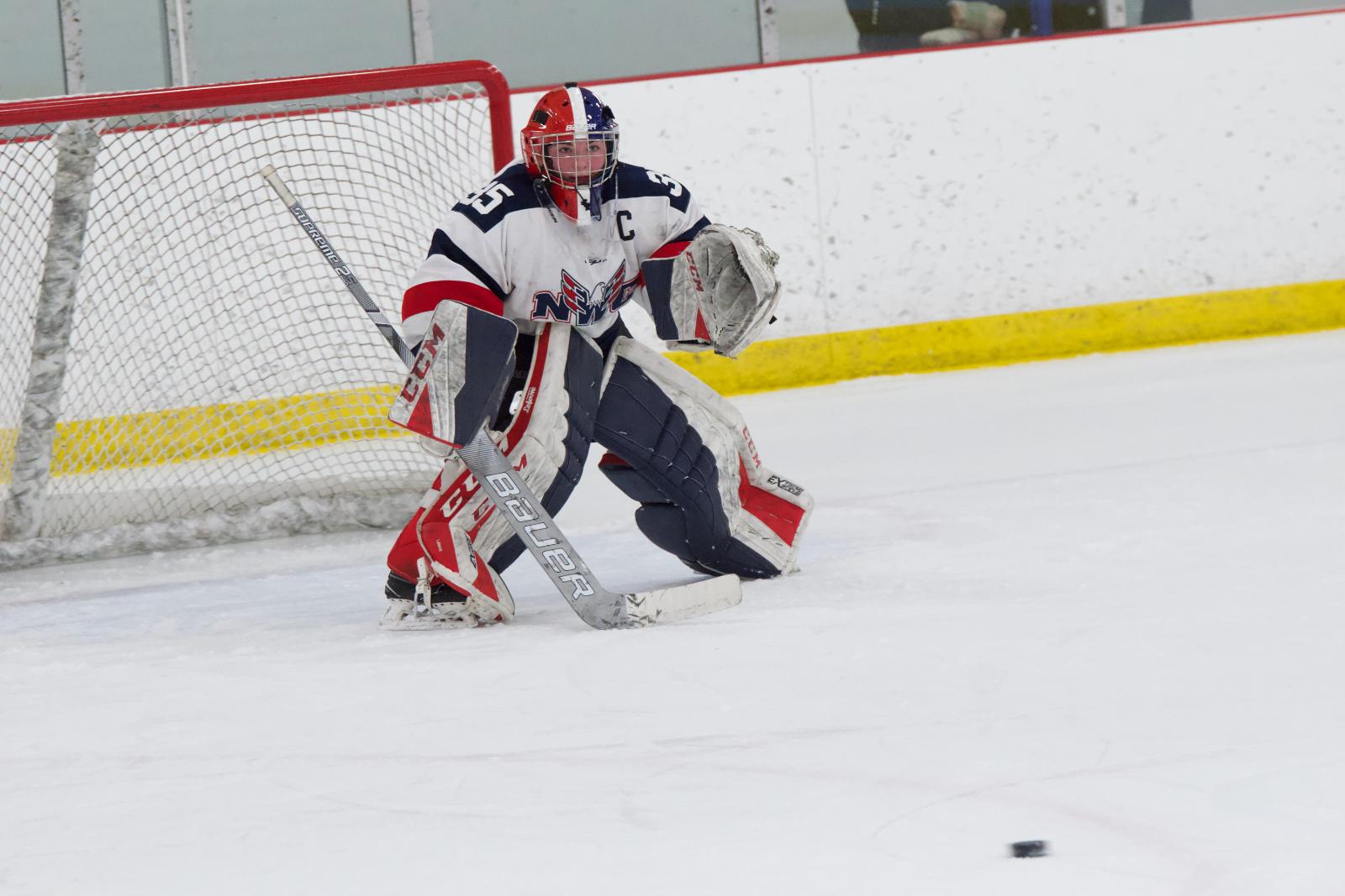 Anna LaRose named Let's Play Hockey Senior Goalie of the Year!