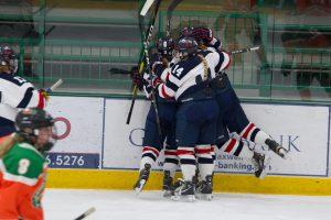 PHOTOS: NWC RiverHawks vs. Grand Rapids-Greenway (12-26-19)