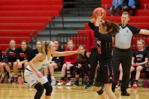 PHOTOS: Girls Basketball vs. Becker (01-21-20)
