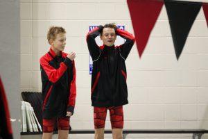 PHOTOS: Boys Swimming and Diving vs. Princeton (01-23-20)