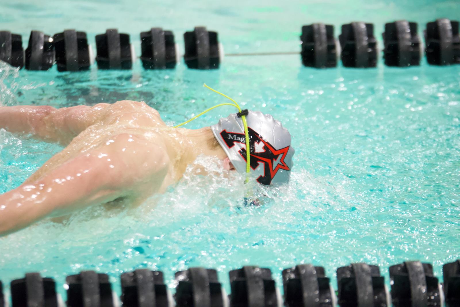 Monticello Swim and Dive team sends TEN boys to STATE!