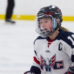 Mackenzie Bourgerie named 2020 Ms. Hockey semifinalist!