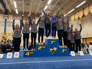 PHOTOS: Section 7A Gymnastics Meet (02-15-20)