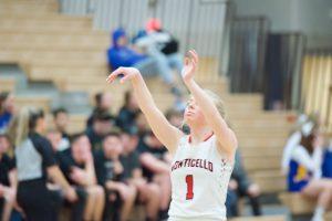 PHOTOS: Girls Basketball vs. Big Lake (02-21-20)