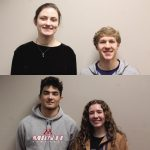 Monticello recognizes four student-athletes as ExCEL and AAA representatives!