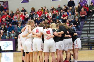 PHOTOS: Girls Basketball vs. Big Lake (02-29-20)
