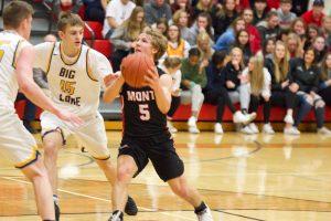 PHOTOS: Boys Basketball vs. Big Lake (03-03-20)