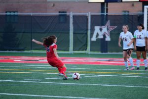 PHOTOS: Girls Soccer vs. Princeton (08-27-20)