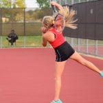 PHOTOS: Girls Tennis vs. Becker (10-01-20)