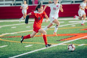 PHOTOS: Girls Soccer vs. Mayer-Lutheran (10-12-20)