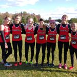 Mahoney and Dahlheimer finish top-15, Magic girls cross country team finishes fifth overall!