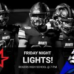 FRIDAY NIGHT LIGHTS: Livestream link for tonight's football game vs. Rogers