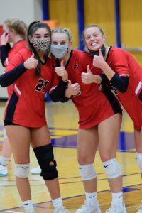 PHOTOS: Volleyball vs. Big Lake (10-29-20)