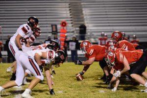 PHOTOS: Monticello Football vs. Elk River (11-05-20)