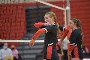PHOTOS: Volleyball vs. North Branch (11-12-20)