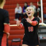 Resilient Magic Volleyball team finishes shortened season with historic 10-1 record!