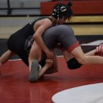 PHOTOS: Monticello Wrestling vs. Spectrum (01-15-21)