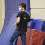 PHOTOS: Gymnastics vs. Maple Lake (02-16-21)