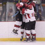 The Moose get a huge 4-0 win on Senior Night!