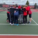 Monticello Boys Tennis posts 3-0 record in Saturday's Invite!