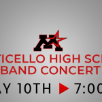 Livestream link for May 10th MHS Band Concert!