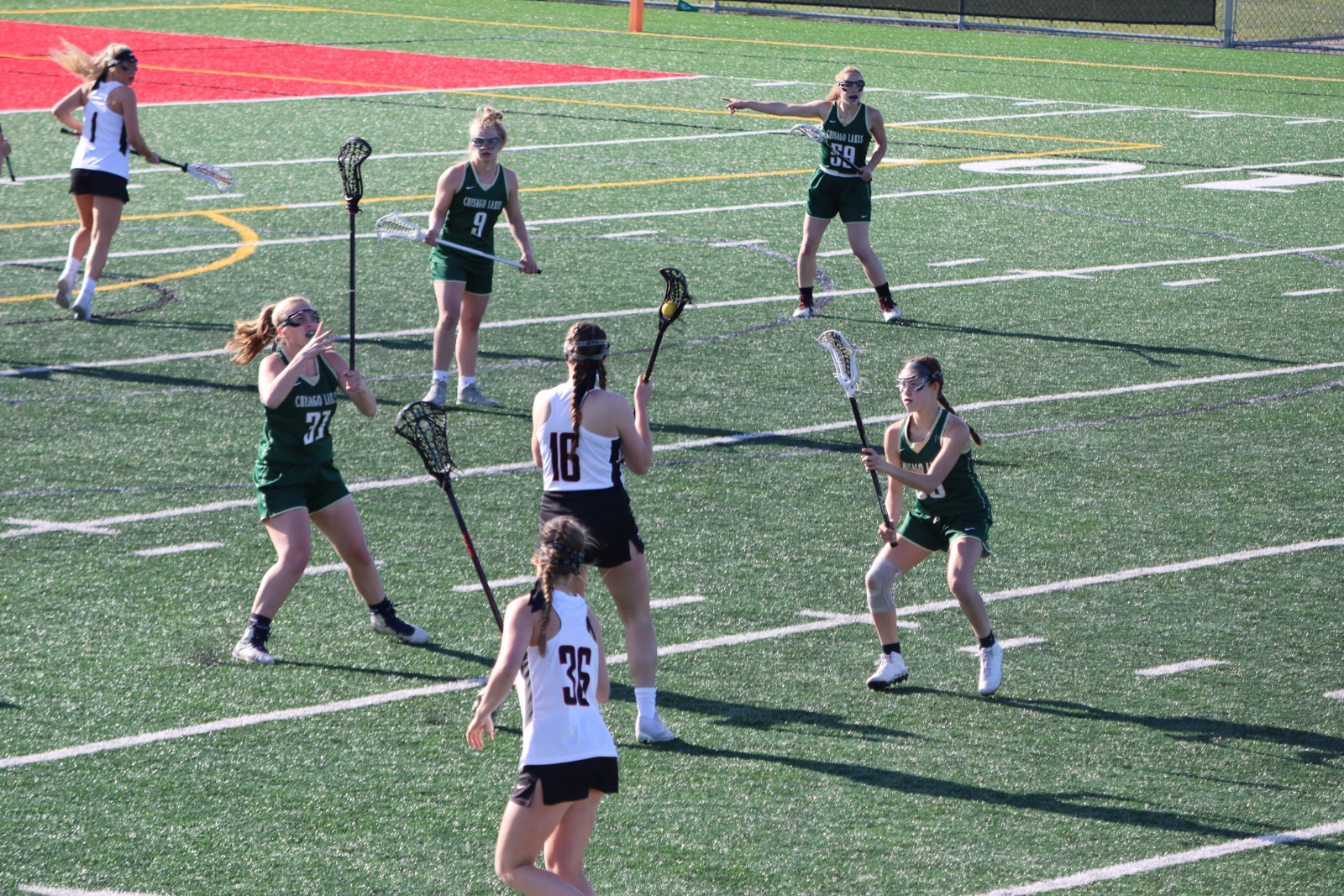 Vote Avery Haag for MN Lacrosse Hub Player of the Week!