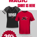 FLASH SALE! 20-percent off everything on May 16-17th!