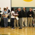 Fall Athletic Awards
