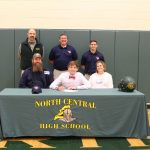 Hunter Wyant Signs With Palmetto Prep