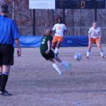Lady Knights Soccer Kicks It In Gear